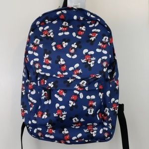 Disney Store Micky Mouse Backpack NWT